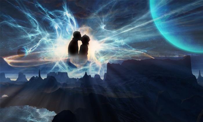 Любовь в космосе - 1 (10 отечественных книг)